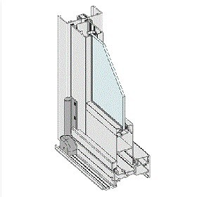 AWS Window Series 410 - Bi-fold Door