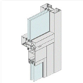 AWS Window Series 424 CentreGlaze External