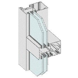 AWS Window Series 426 FrontGlaze Fixed
