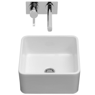 Caroma Cube 320 Above Counter Vanity Basin