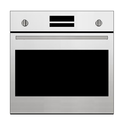 Kleenmaid Multifunction 60cm Analogue Oven