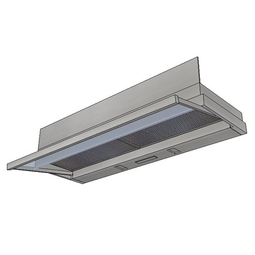 Kleenmaid Slide Out Rangehood 90cm