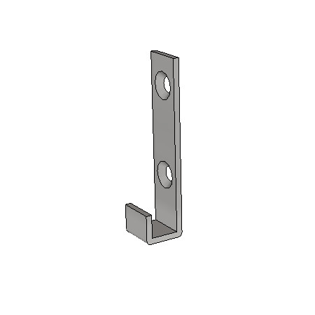 Britex Coat Hook (20mm)