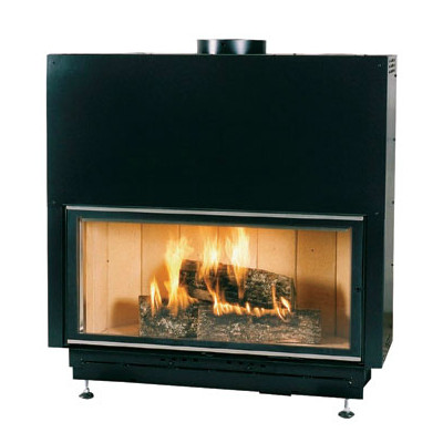 Chazelles Fireplaces D1350 Firebox