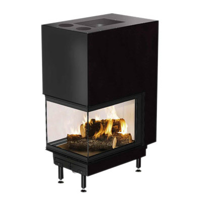 Chazelles Fireplaces D1000EPI Firebox