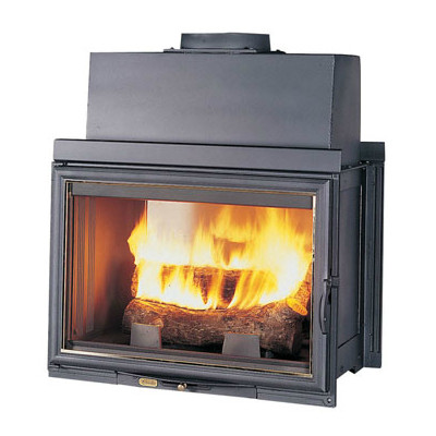 Chazelles Fireplaces CDF800L Double Sided Fireplace
