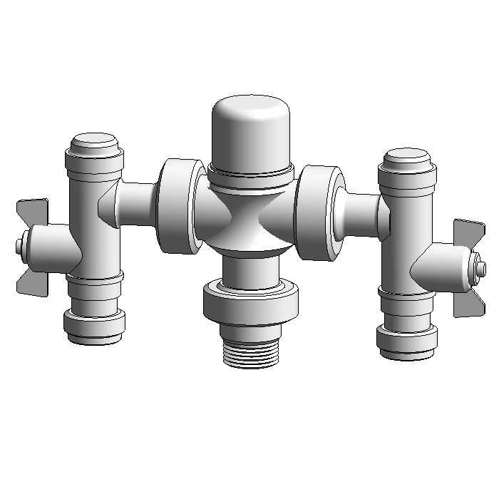 Galvin CliniMix Thermostatic Mixing Valve
