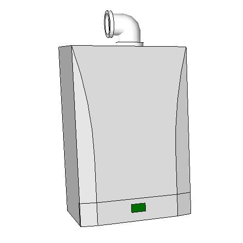 Hydroheat BAXI Luna HT Indoor Condensing Boiler