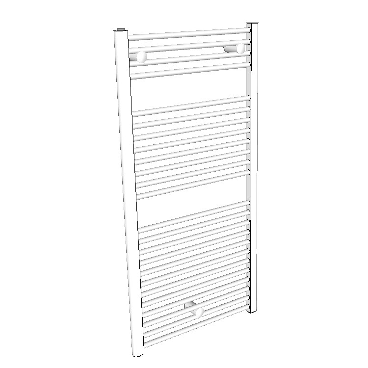 Hydroheat Henrad Oceanus Heated Towel Rail