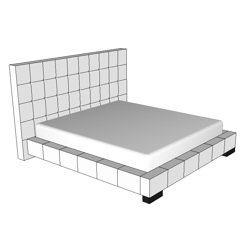 Forty Winks Alexa King Bed