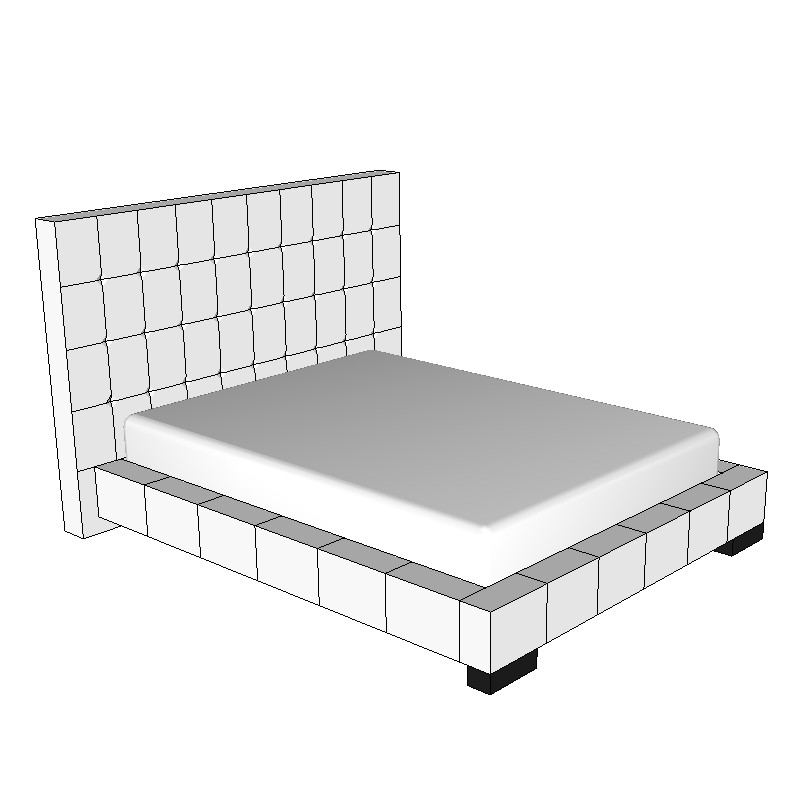 Forty Winks Alexa Queen Bed