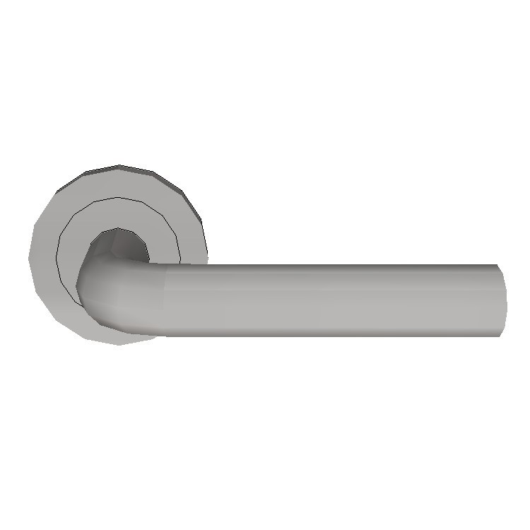 Parisi Linea Lever Door Handle