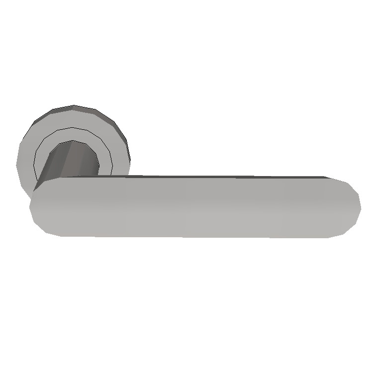 Parisi Isle Lever Door Handle