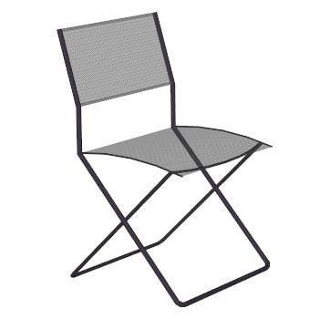 Plein air folding chair skp