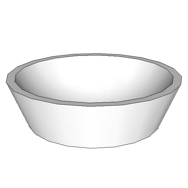 Duravit Wash Bowl #044753