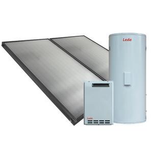 Agi mysolar hot water system