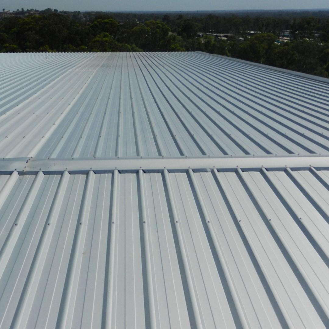 Stramit monoclad roof wallcladding l