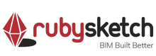 Original.rubysketch logo bim built better