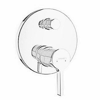 Hansgrohe Metris S Single Lever Bathe Mixer