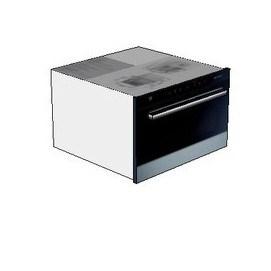 V-ZUG Miwell SL Oven Microwave