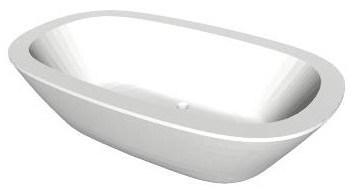 Dado Acanthus Freestanding Bathtub