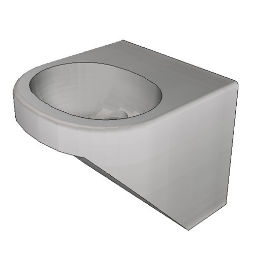 Britex Disabled Hand Basin