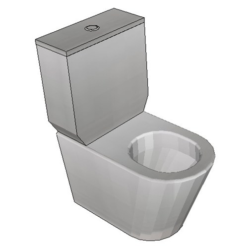 Britex Toilet Suite (P Trap Centurion Pan)