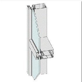 AWS Window Series 406 - Internal