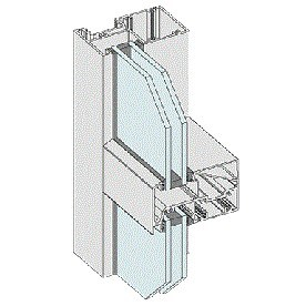 AWS Window Series 426 FrontGlaze Internal