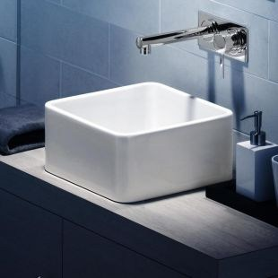 Caroma 20cube 20320 20above 20counter 20vanity 20basin.