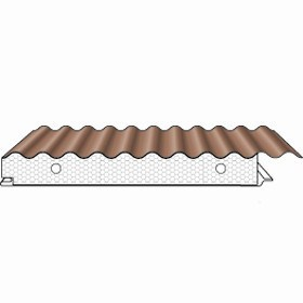 Versiclad image 3dmodel roofing corrolink panel extralargeicon