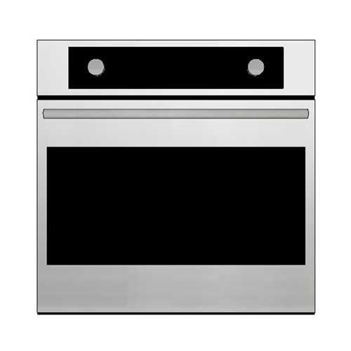 Kleenmaid Pyrolytic 60cm Analogue Oven