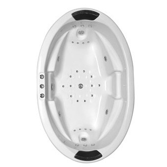 Endless Spas Necksage Oval Spa Bath