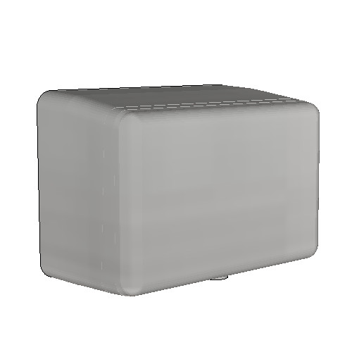Britex EcoJet Auto Operation Hand Dryer (Stainless Steel)