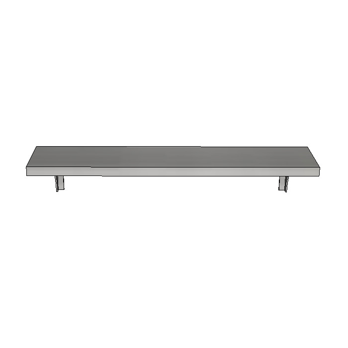 Britex Shelf 610mm