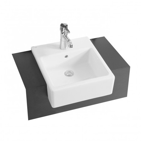 Rogerseller Nuovella Semi-Recessed Basin 400