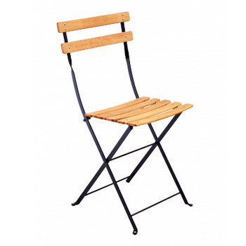 Cotswold Fermob Bistro Folding Chair Natural