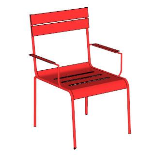 Luxembourg armchair skp