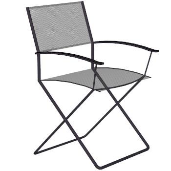 Plein air folding armchair skp