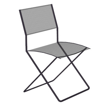 Plein air folding chair skp