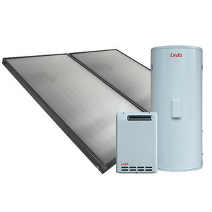 Agi mysolar hot water system