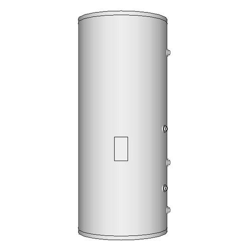 Agi mysolar hot water tank 450l